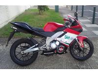 Gilera SC 125 - 125cc Motor Bike