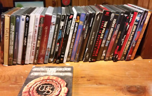 32 music dvd lot nirvana queen tom petty many more