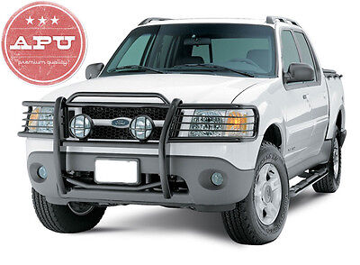 Bumper Guard-Police Push Guard Front Steelcraft 52220P fits 2006 Dodge Charger