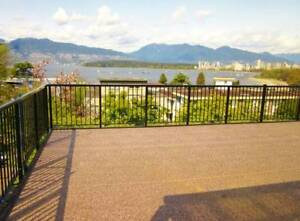 Incredible Water Views from Amazing Kits Penthouse Suite!!