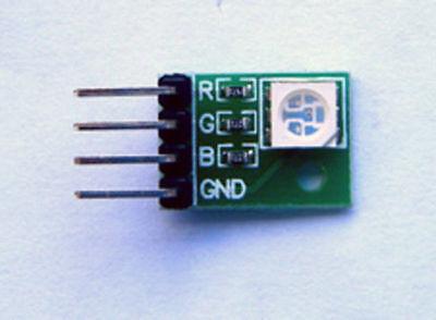Rgb Full Color Module For Arduino Atmel Arm Mcu