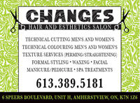 Salon/Office manager