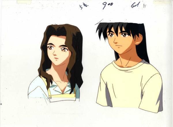 Anime Cel Tenchi #167