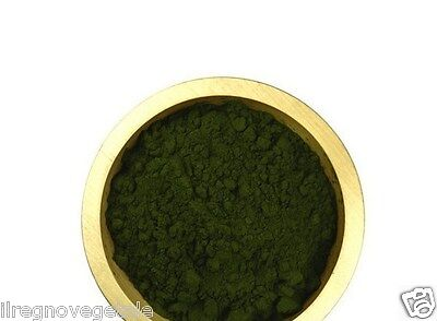 CLORELLA Polvere Chlorella vulgaris/pyrenoidosa Detossificante Metalli Pesanti