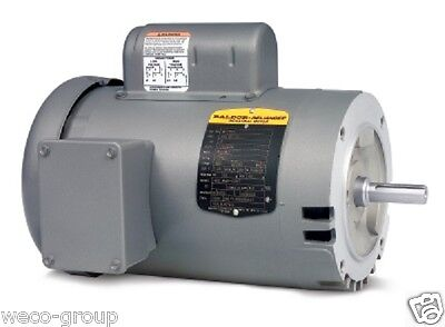 Vel11309 1 Hp 3480 Rpm New Baldor Electric Motor Old Vl1309