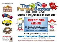 SPRING MOM TO MOM SALE - OVER 140 INDOOR TABLES!