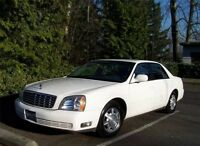 2005 Cadillac DeVille De base Berline