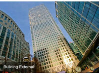 CANARY WHARF Office Space to Let, E14 - Flexible Terms | 2 - 90 people