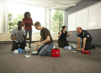 First Aid, CPR and AED Training