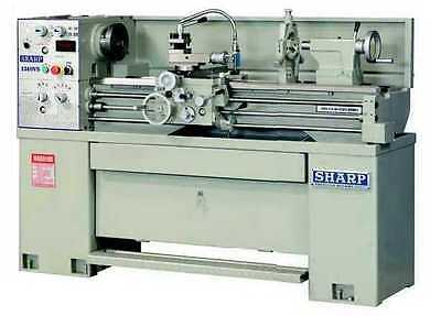 New Sharp 1340vs 13 X 40 Digital Variable Speed Precision Lathe