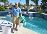 Pool closing! Let us close your pool for you! Free quotes