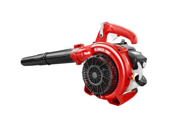 Homelite Leaf Blower Vacuum Mulcher 150 MPH 400 CFM 26cc Gas