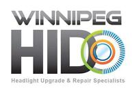 Winnipeg HID: Automotive Lighting Upgrades & Repairs