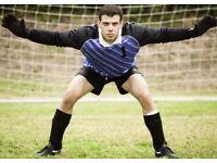 Goalkeeper needed