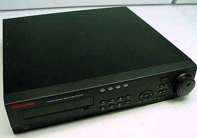 Honeywell Hrhd4 4-channel Network Digital Video Recorder Dvr Hrhd4c80