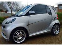 Smart Fortwo 451 Brabus