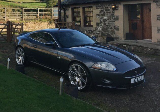 Jaguar XK 4 2 V8 - Custom Exhaust - Facelift upgrades +22s + Much More -  Stunning | in Biggar, South Lanarkshire | Gumtree