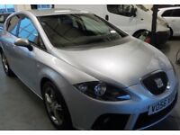 56 SEAT LEON Low miles! HPI CLEAR!