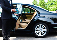 Durham region flat rate taxi to Pearson Airport