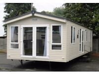 Brand New 2015 Atlas Ruby Super 2 bedroom double glazed and central heated static caravan for sale