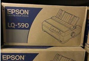PRINTER Epson LQ-590 C11C558007 Dot Matrix