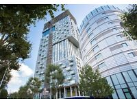 1 bedroom flat in Duckman Tower, 3 Lincoln Plaza, Isle of Dogs