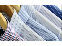 Hate Ironing? Use our friendly reliable Ironing service.