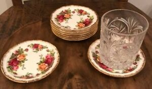 Royal Albert Old Country Roses Coasters