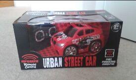 Motor mania urban street car