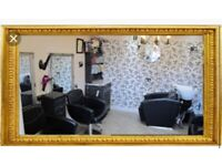 Hairdressing business, with an opportunity to buy living premises on site