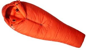 Mountain hardware sleeping bag -17 hyperlamina torch