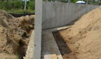 Free onsite quotes on high quality foundations & grade beams