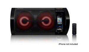 SONY  Hi/Fi portable iPod/iPhone USB Dock Bendigo Bendigo City Preview