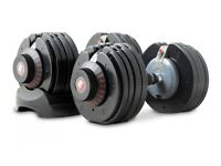 Bodymax selectabell bumbbell pair (5kg - 32.5kg)
