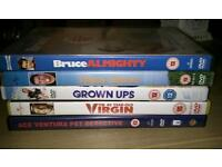Dvd bundle comedy 4*sold pending collection*