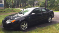07 Saturn Ion -low KMs, sunroof, set of winter tires included!
