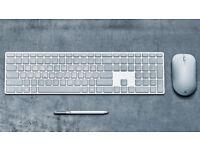 NEW Microsoft Surface Keyboard Bluetooth Keyboard - Grey