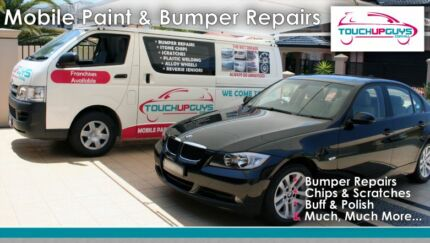 Touch Up Guys Northern Beaches - Bumper & Scratch Repairs Sydney City Inner Sydney Preview