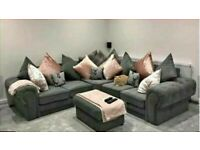 🌛 🌜BRAND NEW AMAYA CORNER SOFA ONLY WITH NATION WIDE DELIVERY OPTION🌛 🌜