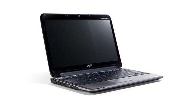 Acer Aspire one 751h ZA3 160GB Intel Atom 1,33GHz 1GB RAM Netbook 11,6