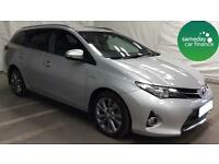 £268.81 PER MONTH TOYOTA AURIS 1.8 TOURING VVT-I EXCEL 5 DOOR AUTOMATIC