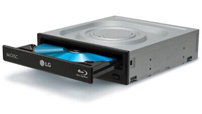 Lg Bh16ns55 Blu-ray Brenner Player Laufwerk Intern Dvd Bdr Dl Rw Cd Sata Schwarz
