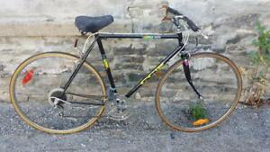 VINTAGE CCM 12 SPEED ROAD BICYCLE,,GOOD CONDITION,,,