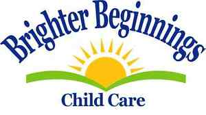 Brighter  Beginnings Child care** NOW OPEN**