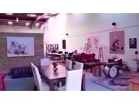Large Studio Ideal/perfect for Crafts/Photographers/Designers-24/7 Access!!