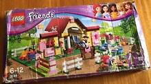 Lego Friends set called the Heartlake Stables (Set #3189) Ashwood Monash Area Preview