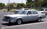 Wanted: 1975-1980 Lincoln Versailles, Mercury Monarch, Granada
