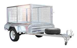 $30   7x4 Box Trailer HIRE North Shore / Northern Beaches Chatswood Willoughby Area Preview