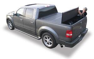 Couvre-Caisse (tonneau cover) en aluminium - Toyota