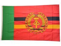 Deutschland DDR Nationale Volksarmee NVA Stockflagge Flaggen Fahnen Stockfahne 3